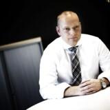 Telias topchef i Danmark, Søren Abildgaard, ser ingen ændringer i den hårde priskamp i den kommende tid. Arkivfoto: Jeppe Bjørn Vejlø, Scanpix