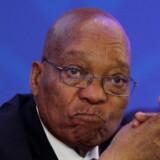 Sydafrikas præsident, Jakob Zuma, har ifølge en domstol blokeret for en rapport om korruption, og præsidenten er blevet pålagt at betale en del af sagsomkostningerne. Det er ikke tidligere sket i Sydafrika, at en siddende præsident er blevet ydmyget ved at blive pålagt at betale sagsomkostninger i en retssag. Reuters/Siphiwe Sibeko