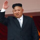 Kim Jong-un, statsleder og formand Nordkoreas Arbejderparti. (Fote: REUTERS/Damir Sagolj)