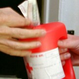 Arkiv. Røde Kors har søndag indsamlet 18,4 millioner kroner ved sin indsamling til humanitært arbejde