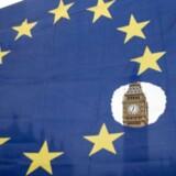 Det bliver ikke nemt at forhandle Brexit, siger udenrigsmninster Anders Samuelsen. Men han og hans kollegaer fra de 26 andre EU-lande er enige og klar.