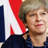 Der er stadig arbejde at gøre, selv om der er sket gode fremskridt, siger Theresa Mays talsmand.