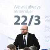 Arkivfoto. Et år efter selvmordsangreb i Bruxelles kæmper ofre stadig for at få støtte og kompensation for deres men.