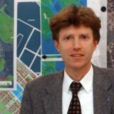 Engelbert Lütke Daldrup er den nye mand i spidsen for det fejlbehæftede lufthavnsbyggeri i Berlin. Scanpix/Wolfgang Kluge