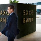 Direktør og ejer af Saxo Bank Kim Fournais.