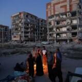 Iran er blevet ramt af det tredje jordskælv inden for en måned.