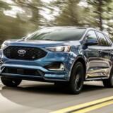 Har verden brug for endnu en producent, som prøver at tilsidesætte tyngdekraften og gøre en tung SUV sportslig? Det har den, for der er kunder til kraftigt motoriserede SUV'er med skørter og store fælge, og producenterne tjener rigtig godt på dem. Den nye Edge ST fra Ford yder 340 hk