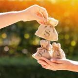 »Omkring 40 procent af statens forbrug anvendes på overførselsindkomster til mennesker i den arbejdsduelige alder.«