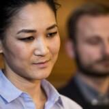 1123 københavnske vælgere stemte på Allerslev, selv om hun inden valget forlod dansk politik grundet møgsager.