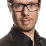 Thomas Conradsen, redaktør på B