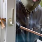 To personer er blevet sigtet for i alt 84 indbrud i Tønder Kommune - de fleste af dem på Rømø. Free/Colourbox