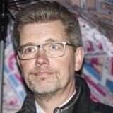 Overborgmester Frank Jensen (S) og øvrige socialdemokrater besøger Mjølnerparken, hvor organisationsformand for Lejerbo Jan Hyttel viser rundt og snakker om planerne for Nordvestpassagen.