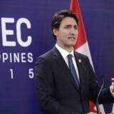CJustin Trudeau står for en helt ny kurs i canadisk politik