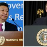 USA's præsident, Donald Trump, har brudt isen i forhold til Kinas præsident, Xi Jinping, med et brev, han har sendt i anledning af det kinesiske nytår.