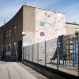 Iqra Privatskole på Nørrebro i København er landets største muslimske friskole med mere end 550 elever. Foto: Søren Bidstrup/Scanpix 2017