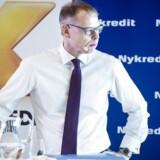 Nykredits topchef Michael Rasmussen skal nu i tænkeboks efter en afgørelse fra Konkurrencerådet.
