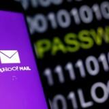 Internetgiganten Yahoo scanner angiveligt alle indkomne mails for bestemte oplysninger, som efterretningstjenesten har bedt om. Arkivfoto: Dado Ruvic, Reuters/Scanpix