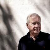 Bestyrelsesformand for DR, Michael Christiansen fotograferet på sit landsted i Græsted.
