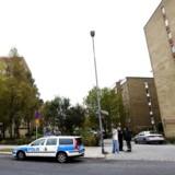 Det seneste døgn har fire skudepisoder fundet sted i det sydlige Malmø blandt andet nær boligkvarteret Rosengård.