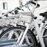 De hvide bycykler har ikke været ude på cykelstierne siden natten til fredag, hvor selskabet bag blev ramt af et hackerangreb.