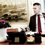 Erhvervs- og vækstminister Henrik Sass Larsen (S) er øverst ansvarlige for det danske IT- og telemarked og fremlægger tirsdag regeringens digitale vækstplan, som dog allerede nu får kritik for at være for uambitiøs og ikke rumme afgørende, nye initiativer. Arkivfoto: Linda Kastrup, Scanpix