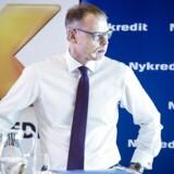 Michael Rasmussen, koncernchef i Nykredit.