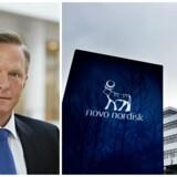 Til venstre: Christian Kanstrup, SVP, Strategy, Access & Marketing. (PR-foto)