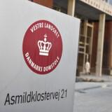 ARKIVFOTO: Vestre Landsret i Viborg , Asmildklostervej 21.