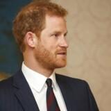 Arkivfoto. Britiske prins Harry skal mødes med sårede danske soldater. I 2008 var han selv udsendt til Afghanistan.