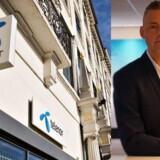 Thomas Krogh Skou er ny direktør for Telenors butikker i Danmark. Arkivfoto: Telenor