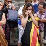 Overalt i Catalonien og det øvrige soanien blev der lørdag holdt mindehøjtideligheder for ofrene for angrebet i Barcelona.