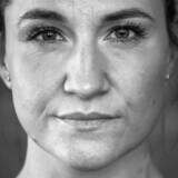 Gertrud Thisted Højlund, 35 år, er journalist?og vært på P1 Debat. Hun har tidligere været klummeskribent på avisen Urban og vært på Go' Morgen Danmark og Radio 24syv. Hun holder desuden foredrag om bl.a. Grundtvig og har en fortid som højskolelærer. Foto: Thomas Lekfeldt