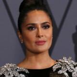 Skuespiller Salma Hayek fortæller om sine oplevelser med Hollywood-producent Harvey Weinstein.