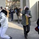 20 mennesker er dræbt under demonstrationer i Iran.