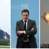 Elon Musks SpacX-projekt har fået alvorlige ridser i lakken efter en raket eksploderede torsdag i sidste uge.