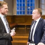 Forholdet mellem VLAK-regeringen og Dansk Folkeparti har længe været udfordret. Nu skal DF-formand Kristian Thulesen Dahl og statsminister Lars Løkke Rasmussen (V) finde fælles fodslag i de kommende forhandlinger om danskernes pension.
