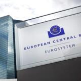 Arkivfoto. Den Europæiske Centralbank (ECB).