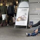 Onsdag skal folketinget tredjebehandle et lovforslag, som skal straffe tiggeri hårdere. Hvis lovforslaget bliver vedtaget vil det b.la. blive ulovligt at tigge i S-togene i København.