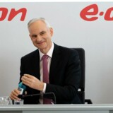 E.ON CEO Johannes Teyssen.