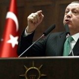 Recep Tayyip Erdogan .
