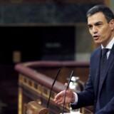 En afstemning om en mistillidsdagsorden i det spanske parlament er endt med et mistillidsvotum til den spanske konservative premierminister, Mariano Rajoy. Det skriver nyhedsbureauet Reuters.