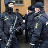 Nævningesagen om medvirken til terrorisme og forsøg herpå startede i Københavns Byret den 10. marts 2016 Retsmøde i københavns byret vdr terrorsagen fra Krudttønden.