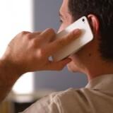 Også »3«s mobilkunder med de nyeste telefoner vil nu kunne bruge 4G-nettet til at tale på. Arkivfoto: Shutterstock/Scanpix