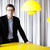 Lars Frelle-Petersen har stået i spidsen for Digitaliseringsstyrelsen siden oprettelsen og har i ti år arbejdet med at få det offentlige Danmark digitaliseret - og trukket danskerne med ind i de nye muligheder. Arkivfoto: Erik Refner, Scanpix