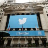 New York Stock Exchange (NYSE) i New York. Arkivfoto.