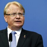 Det ville kræve i alt 175 stemmer at vælte minister Peter Hultqvist.