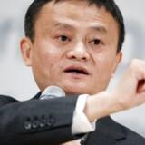 Alibabas stifter, Jack Ma, har efterhånden mange fans blandt investorerne