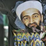 Osama bin Ladens søn sværger hævn over sin far i ny besked. Free/Colourbox