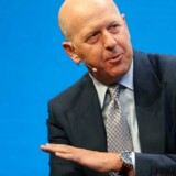 Arkivfoto: David M. Solomon, ny CEO i Goldman Sachs.