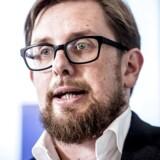 Arkivfoto. Økonomi- og indenrigsminister Simon Emil Ammitzbøll indkalder alle partier i Folketinget til drøftelser.